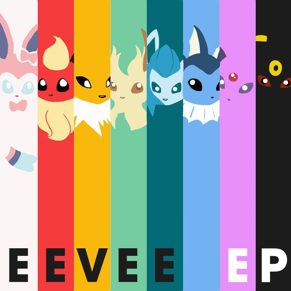 Pokemon The Eevee EP